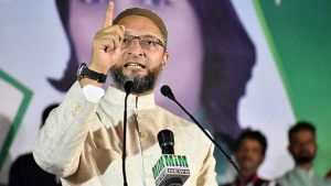 UP Assembly Election 2022: Owaisi said as long as he is alive, he will keep telling the community that BJP martyred the mosque, there is a big ruckus over the UP elections