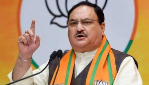 BJP will deploy 4 lakh health volunteers in 2 lakh villages, told the opposition to be small minded