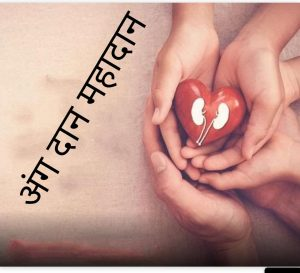 World Organ Donation Day is celebrated every year on 13th August.: Organ Donation Mahadan