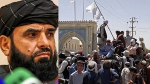 Sending army will not be good for you, Taliban threatens India, Corona vaccine is also banned