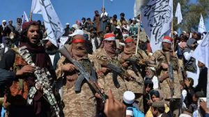 How did the Afghan army, equipped with state-of-the-art weapons, collapse without a fight?