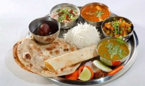 Now you will get a full meal in Tajnagri for 20 rupees