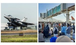2000 Indians stuck in Kabul, Air Force plane awaits clearance