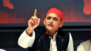 Babaji is about to go, said Akhilesh Yadav, your name will also be changed after coming to Lucknow from Etawah
