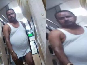 Bihar: JDU MLA Gopal Mandal went viral with his naked body, family pack, Tejas was seen walking in bald underpants