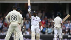 Ind vs Eng 4th Test Live: Rohit Sharma scored 8th career century on foreign soil