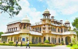 Allahabad University: The Oxford of the East fell for the third time in a row in the government's ranking