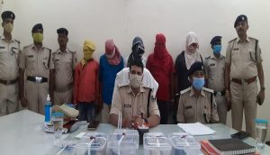 Bihar Crime: Four arrested including three product constables and liners for taking bribe from liquor businessman