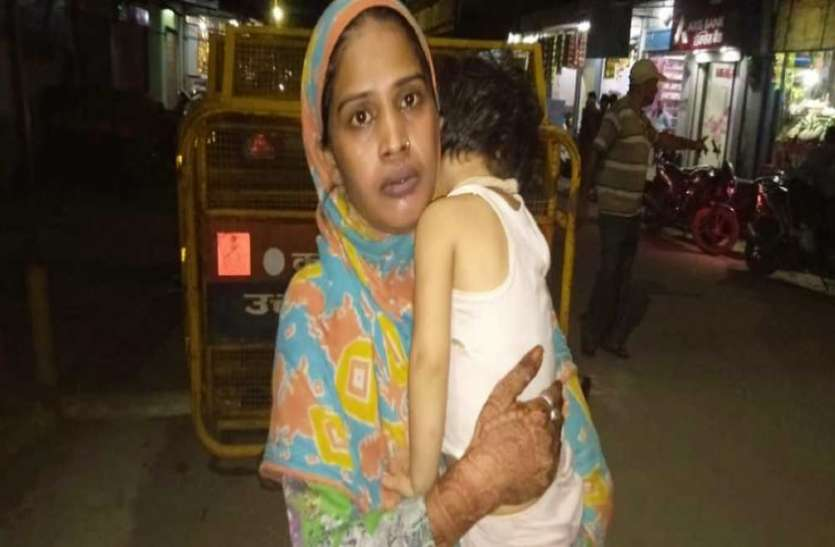 Uttar Pradesh: Sir! 'The daughter is sick, there is no money to eat at home and give to the milkman'