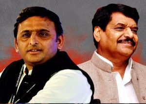 UP elections 2022: Akhilesh Yadav gets a blow from uncle Shivpal, meets Owaisi