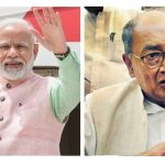 """""""PM Narendra Modi had taken the vaccine, so how did he get permission to go to America?"""" Congress leader Digvijay Singh"""