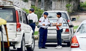 Uttar Pradesh: 2000 fine will have to be paid if a vehicle is driven at a speed of more than 100