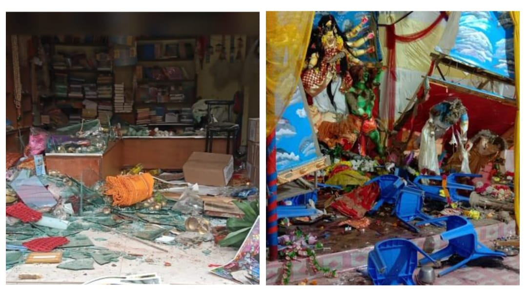 Bangladesh: Two Hindus killed in communal violence, temple vandalized